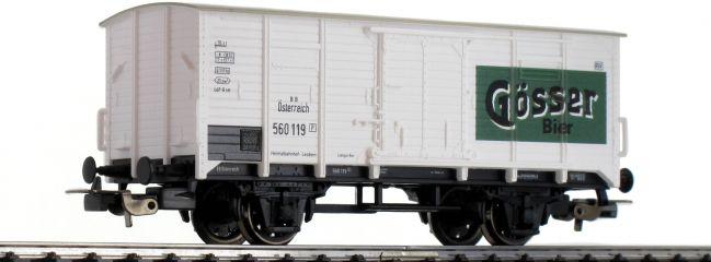 PIKO 58948 Gedeckter Güterwagen G02 Gösser Bier ÖBB | DC | Spur H0