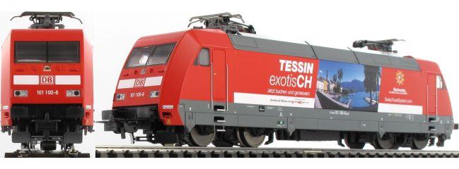 PIKO 59253 E-Lok BR 101 Tessin DB AG | AC-Digital | Spur H0