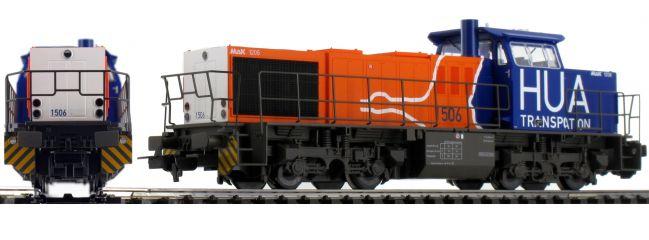 PIKO 59491 Diesellok G1206 HUSA 1506 Spur H0