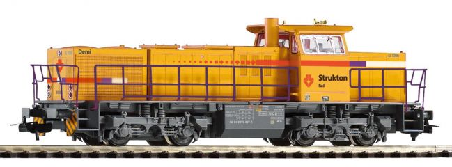 PIKO 59492 Diesellok G 1206 Strukton Spur H0