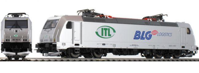 PIKO 59355 E-Lok BR 185.2 ITL Digital AC-Version Spur H0