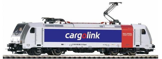 PIKO 59558 E-Lok 185.2 Cargolink | DC analog | Spur H0