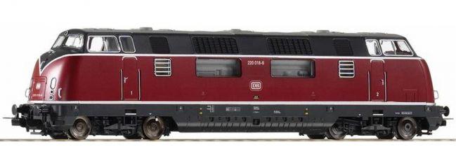 ausverkauft | PIKO 59702 Diesellok BR 220.0 DB Spur H0