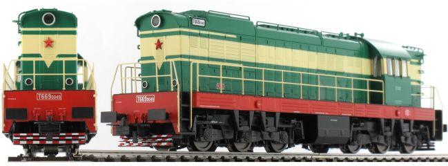 PIKO 59798 Diesellok T 669 | CSD | AC | + lastg. Decoder | Spur H0