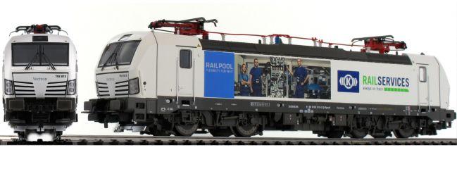 PIKO 59877 E-Lok Vectron 193   RAIL SERVICES   AC digital   Spur H0
