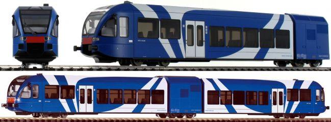 PIKO 97733 Dieseltriebwagen GTW 2/6 Stadler | Sistemi Territoriali | DC analog | Spur H0