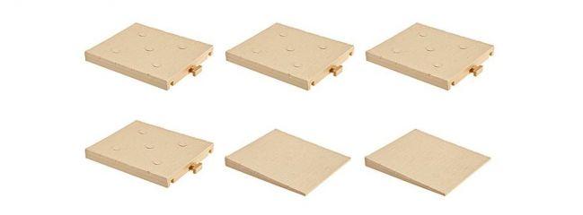 POLA 330909 Bahnsteigplatten Bausatz Spur G