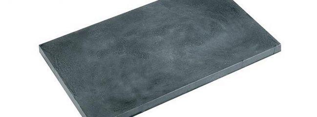 POLA 331792 Bodenplatten Beton 4 Stück Spur G