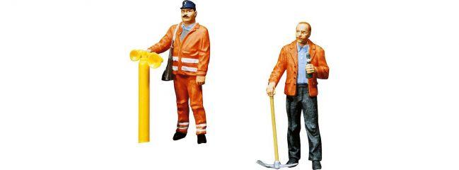 POLA 331834 Gleisbauarbeiter 2 Figuren Spur G