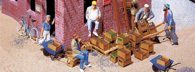 POLA 331877 Bierkisten und Flaschen Bausatz Spur G