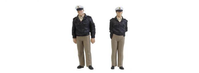 POLA 331897 Polizisten 2 Stück Fertigmodelle Spur G