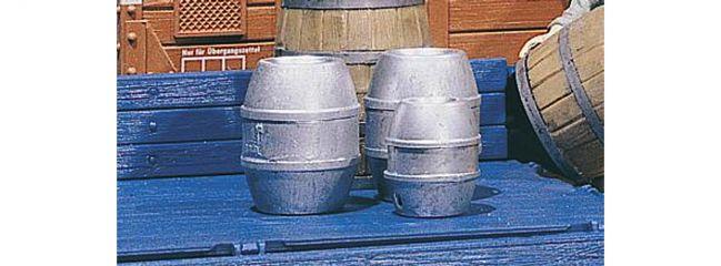 POLA 333202  Bierfässer 4 Stück Bausatz Spur G