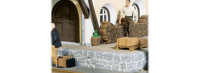POLA 333207 Kisten und Gepäckstücke Fertigmodelle 1:22,5