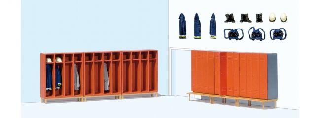 Preiser 17708 Feuerwehrspinde | Zubehör-Set 1:87