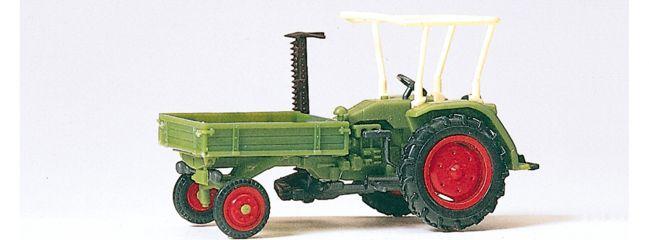Preiser 17927 Fendt Geräteträger   Landwirtschaftsmodell 1:87