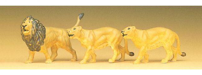Preiser 20379 Löwen Figuren Spur H0