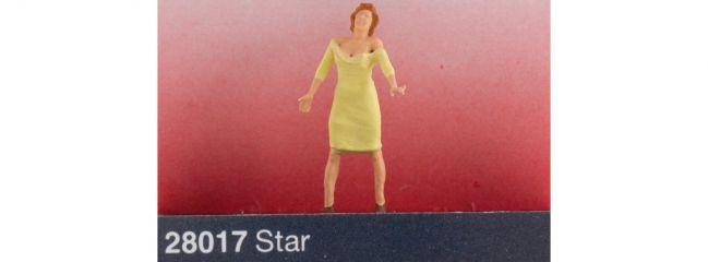 Preiser 28017 Star | Miniaturfigur Spur H0