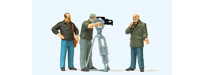 Preiser 28139 Hagen von Ortloff mit Team   Miniatur-Figuren 1:87