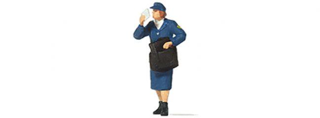 Preiser 28243 Briefträgerin | 1 Stück | Figuren Spur H0
