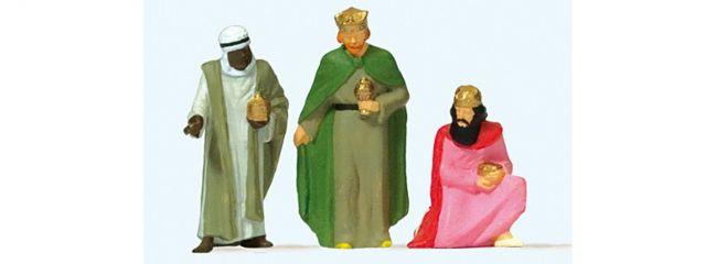 Preiser 29092 Die Heiligen Drei Könige | Krippenfiguren Spur H0
