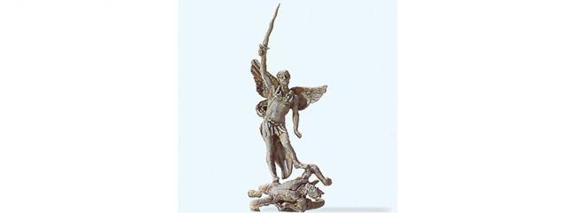 Preiser 29100 Engel | Erzengel Michael |  Statue Spur H0