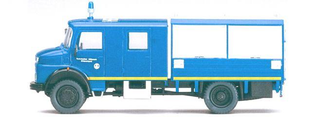 Preiser 31168 MB LA 911 THW MKW Blaulichtmodell 1:87