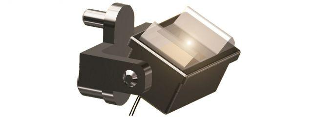Viessmann 6338 Reflektor | LED weiß | Beleuchtung Spur H0