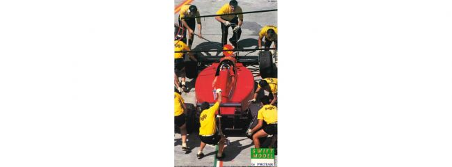 PROTAR 215 Ferrari 640 F1 1989   B-WARE   Auto Bausatz 1:24