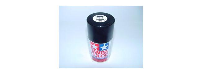 TAMIYA PS-5 schwarz Lexanfarbe Spray # 86005