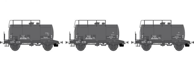 Pullman 36205 Kesselwagen 3er-Set DR | Spur H0