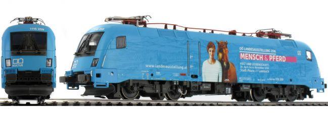 RailAd RA1050S BR1116 Mensch + Pferd-Lok | digital | Sound | Spur H0