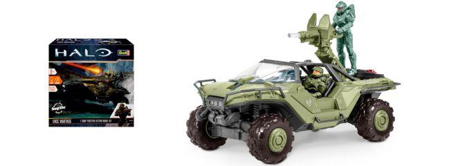 Revell 00060 UNSC Warthog Halo   Militär Bausatz 1:32