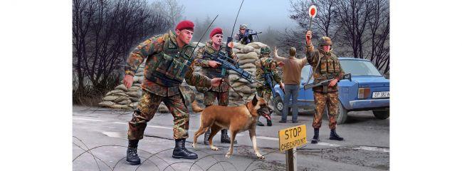 Revell 02522 Deutsche Krisenreaktionskräfte | Militär Bausatz 1:72