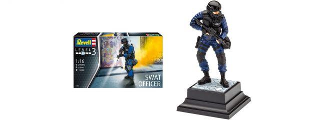 Revell 02805 SWAT Officer | Figuren Bausatz 1:16