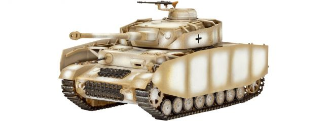 Revell 03184 Panzerkampfwagen IV Ausf. H | Panzer Bausatz 1:72