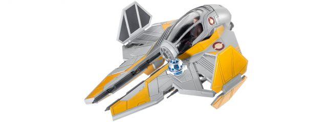 Revell 03606 Jedi Starfighter Anakin | Raumschiff Bausatz 1:58