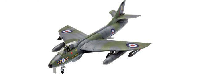 Revell 03908 Hawker Hunter FGA.9 | British Legends | Flugzeug Bausatz 1:72