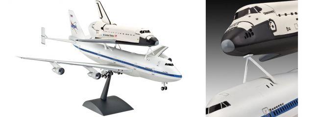 Revell 04863 Space Shuttle & Boeing 747 Bausatz 1:144