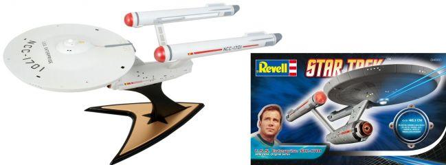 ausverkauft | Revell 04880 Star Trek Enterprise NCC-1701 Raumschiff Bausatz 1:600