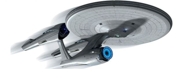 Revell 04882 NCC Enterprise 1701 | STAR TREK INTO DARKNESS | Bausatz 1:500