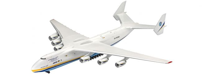 Revell 04958 Antonov An-225 Mrija | Flugzeug Bausatz 1:144