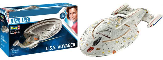 Revell 04992 U.S.S. Voyager   Raumschiff Bausatz 1:670
