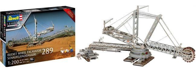 Revell 05685 Schaufelradbagger 289   Limited Edition   Bausatz 1:200