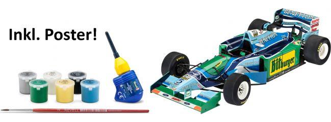 Revell 05689 Model-Set Ford Benetton B194 | 25 Jahre | Auto Bausatz 1:24