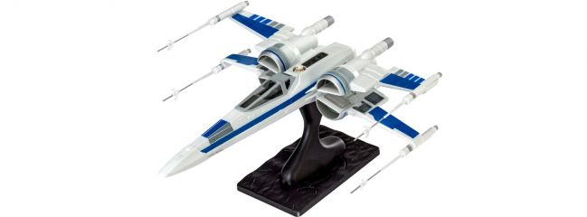Revell 06696 Resistance X-Wing Fighter STAR WARS | Raumschiff Bausatz 1:50