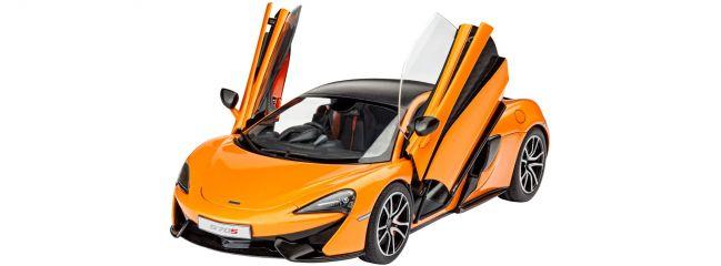 Revell 07051 McLaren 570S | Auto Bausatz 1:24