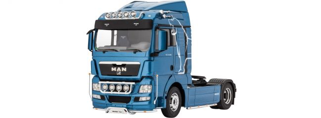 Revell 07426 MAN TGX XLX Solo-Zugmaschine | LKW Bausatz 1:24