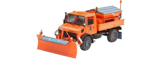 Revell 07438 MB Unimog U1300L Winterdienst | LKW Bausatz 1:24