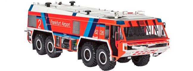 Revell 07514 GFLF SIMBA 8x8 Löschfahrzeug | Limitierte Edition | Bausatz 1:24