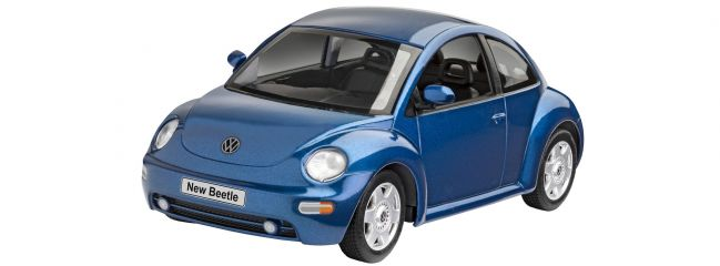 Revell 07643 VW New Beetle | Auto Bausatz 1:24